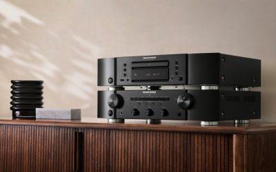 Amplificatori hi-fi e audio video