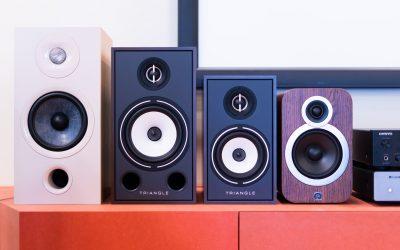 Diffusori stereo